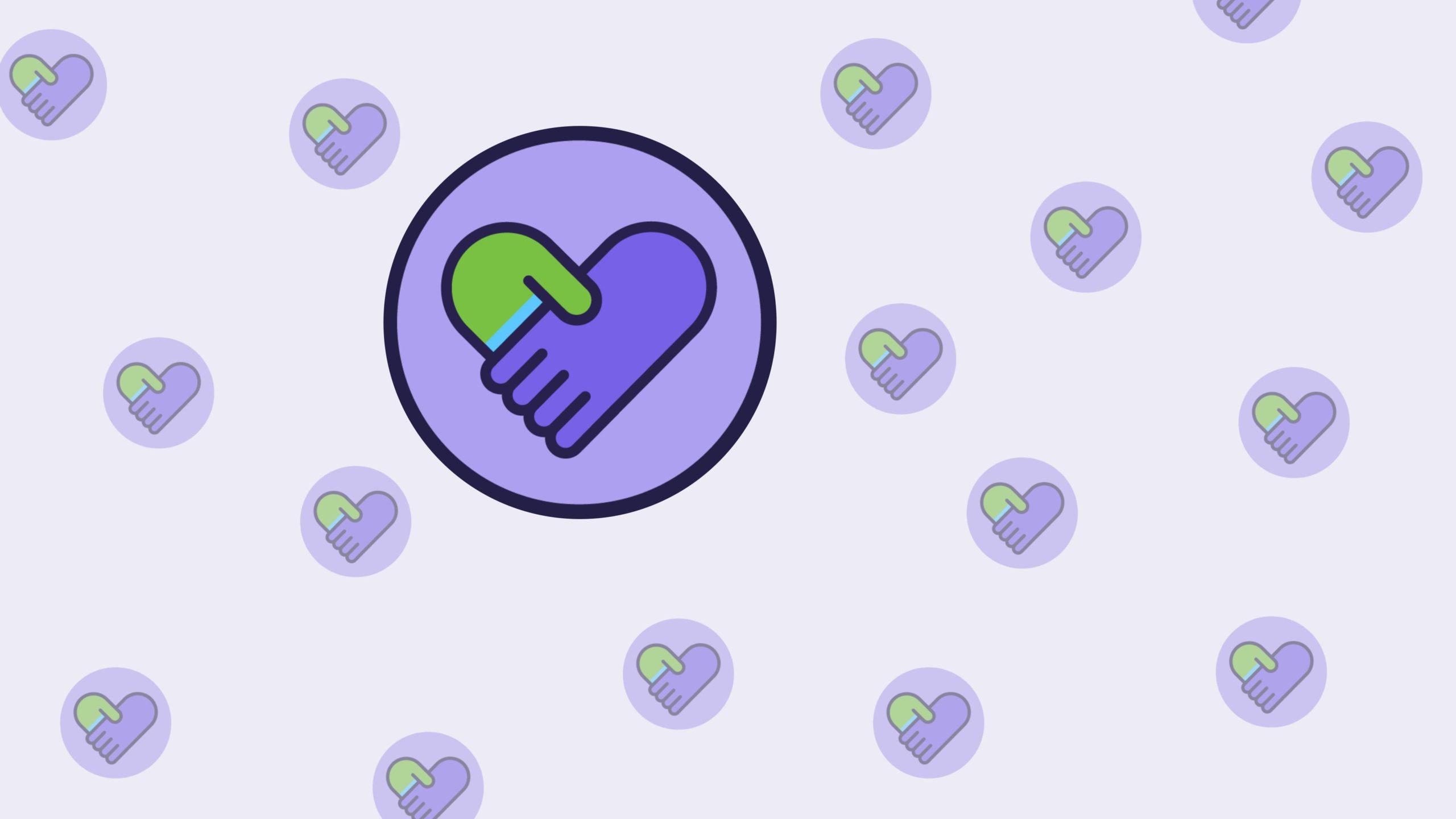 The social motivator icon.